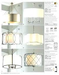 extra large drum lighting chandelier emporium