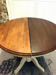 refinishing furniture without stripping best painted oak table ideas on painting refinished and refurbished dining tables