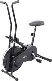 fan exercise bike. lifeline exercise cycle with cooling fan wheel 102 indoor cycles bike c