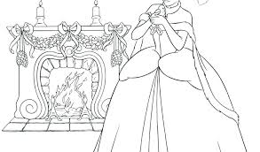 Disney Princess Coloring Pages Tiana Printable Aurora I On P
