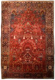 how to choose an antique area rug