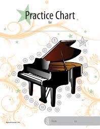 Piano Practice Chart Piano Practice Chart Template Download Printable Pdf