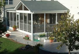 how much does a screened porch really cost
