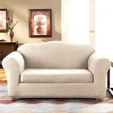 sure fit sofa slipcover reviews slipcovers sure fit sofa slipcover 2 piece leather reviews