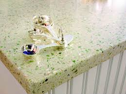 recycled plastic countertops