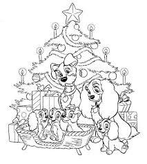 Kerstmis Disney Kleurplaat Jouwkleurplaten