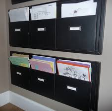 hanging office organizer. attractive wall files solution i like these a lot wondering if hanging office organizer