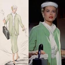 Edith Head Designs Patterns Exquisite Taste The Queen Of Costume Designers Edith Head
