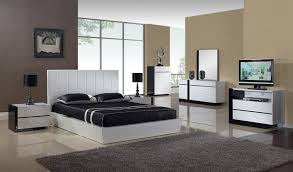 Black Bedroom Furniture bedroom furniture Wood black platform