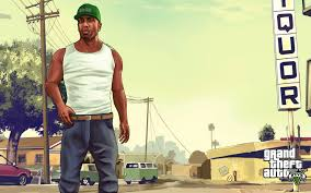 Carl Johnson,CJ by KENANN827 on DeviantArt