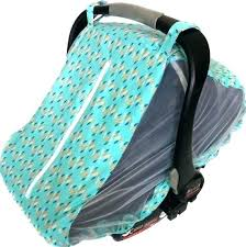 summer car seat covers summer car seat canopy turquoise fitted infant car seat cover for summer turquoise fitted infant car