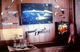 kirk s souvenir wall in generations the art of star trek  on star trek the next generation wall art with ex astris scientia galleries various objects