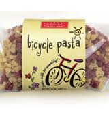 bicycle shaped pasta