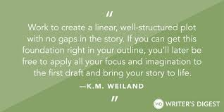 7 Steps To Creating A Flexible Outline For Any Story