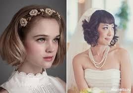 Potom Zdobia Krátke Vlasy Na Svadbu Hravé Zámky A Kučery Svadobné