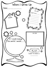 7926fe72160f69a93760e84db2380eba when i grow up kindergarten when i grow up preschool 471 best images about counseling ideas on pinterest activities on watsons go to birmingham worksheets