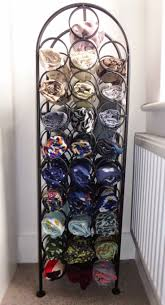 Exciting Scarf Storage Ideas 87 With Additional Home Interior