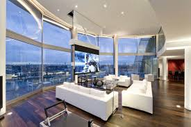 Luxurious Penthouse Apartment with Breathtaking Colour Composition -  Freshome.com