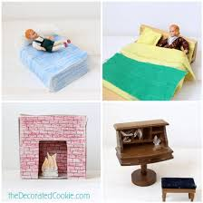 Image Modern Dollhouse The Decorated Cookie Doll House Furniture Ideas Roundup Of Diy Doll House