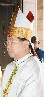 thomas yeh sheng nan  bishop yeh sheng nan during the installing of bishop maroun lahham in tunis on 30 2005