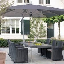 rectangle patio table umbrella umbrellas m91 patio