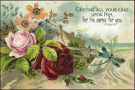 Image result for casting all your cares