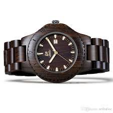 leeev 1969r mens wooden watches top brand luxury watch 2017 newest japan movement zebra wood men big wrisches best gift