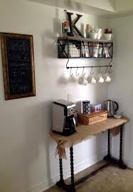 coffee bar furniture home. Baby Nursery: Stunning Dreamy Diy Coffee Bar At Home Ideas Attractive Home: Full Version Furniture