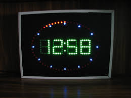 fritzing repo projects l led wall clock images