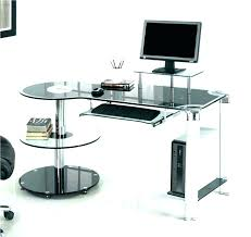 work desks home office. Glass Table Desk Office Desks Brilliant  For Home Work D