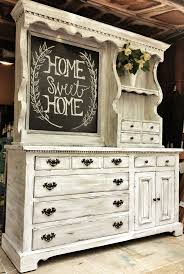 furniture refurbishing ideas. this is an old pine hutch that once had a mirror we paintedu2026 refurbished furniturefurniture furniture refurbishing ideas