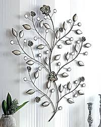 crystal wall art crystal wall art stainless steel crystal wall art sculpture amazing white classic rose