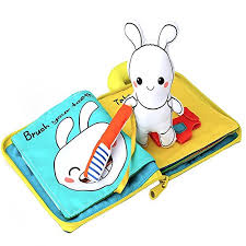 beiens 9 theme my quiet books ultra soft baby books touch and feel cloth book 3d books fabric activity for baby toddler learning to sensory book