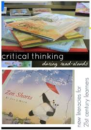 Critical thinking strategies for elementary students