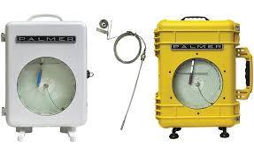 Mercury Chart Recorders Palmer Wahl Instruments Inc Temperature Recorder 2019 05