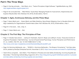 Citations From The Devops Handbook It Revolution