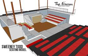 Sweeney Todd Seating Chart Now Playing Sweeney Todd The Encore Musical Theatre Company