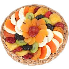 dried fruit baskets