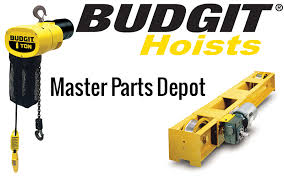 cmco adds hoosier crane as master parts depot for budgit hoist budgit hoist master parts depot