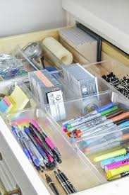 home office drawers. Contemporary Home Organized And Functional Office Supply Drawers  Kelley Nan To Home Office Drawers