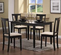 small dining tables sets:  dining room black dining room chairs set of  gallery small dining room sets and