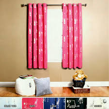 photo of blackout curtains childrens bedroom collection including baby nursery best for picture animal foil fabric