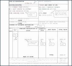 Blank Certificate Of Origin Template Unique Certificate Origin For A