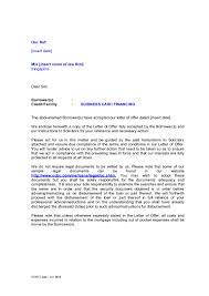 Letter of Instruction (For Business Cash Financing)