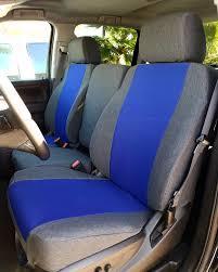 scuba neoprene seat covers