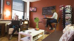 office coffee shop. Cresa\u0027s Milwaukee Office In The City Center At 735 Downtown Includes Its Own Coffee Shop