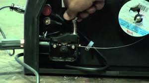 how to set up a mig welder for flux core welding kevin caron how to set up a mig welder for flux core welding kevin caron