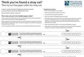 New Zealand Companion Animal Register Found Pet Advice