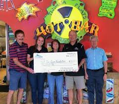JTC <b>Running</b> Presents $9000 to Just In Queso <b>Foundation</b> | JTC ...