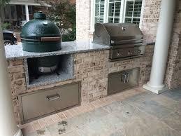 Big Green Egg Outdoor Kitchen Big Green Egg Outdoor Kitchen Accessories Outdoor Furniture Style